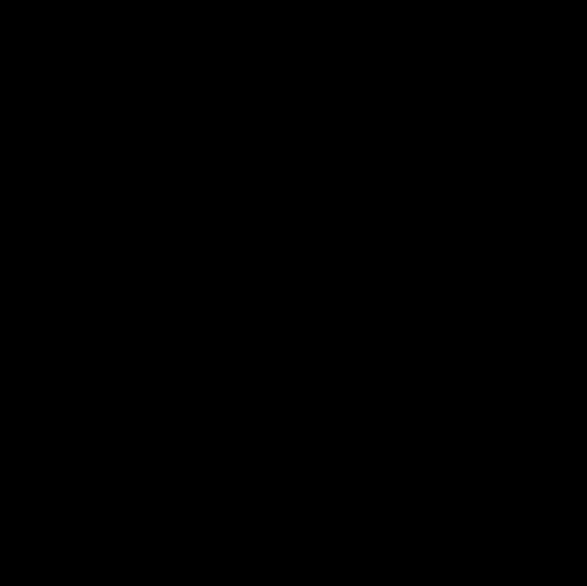 Cheerio Joe Bandlogo schwarz mit Kreis