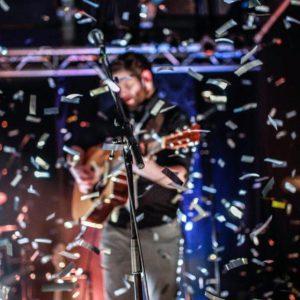 Cheerio Joe Sebastian Gitarre