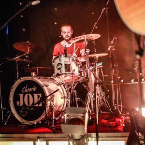 Cheerio Joe Max Schlagzeug